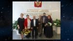 Царевский В.В. с супругой Царевской С.Н.